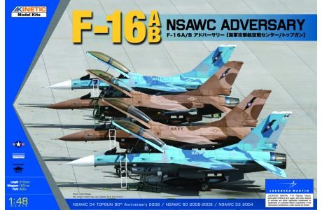 1/48 F-16A/B NSWAC AGRESSOR