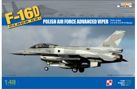 1/48 F-16D Block 52+ (Poland AF)