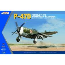1/24 P-47D THUNDERBOLT RAZOR