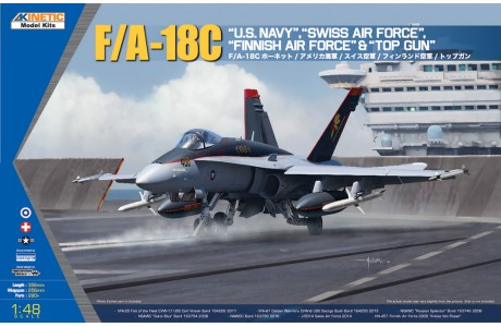 1/48 F/A-18 C