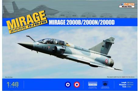 1/48 MIRAGE 2000B/D/N