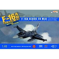 1/48 F-16A TigerMeet 2009 (DACO decal design)