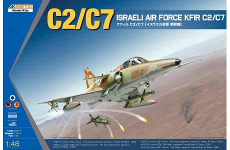 1/48 KFIR C2/C7