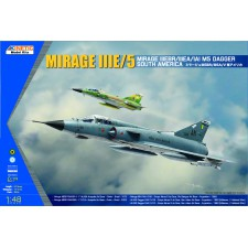 1/48 SOUTH AMERICAN MIRAGE III/V DAGGER/FINGER