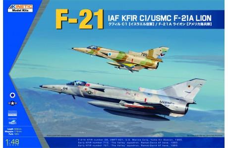 1/48 F-21/KFIR C1