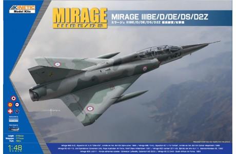 1/48 MIRAGE IIID/DS