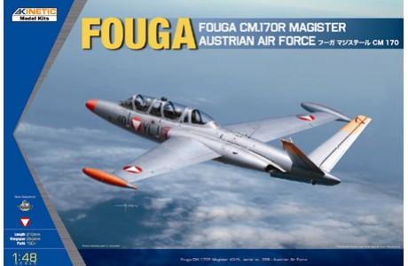 1/48 FOUGER MAISTER.170  AUSTRIA FOUGA