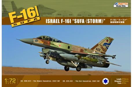 1/72 F-16I IDF